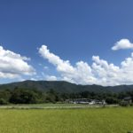 長野の夏について考える。