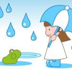松本の梅雨はいつから?
